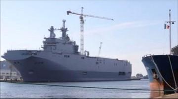 Drugi mistral w Egipcie. Francja zbudowała go dla Rosji