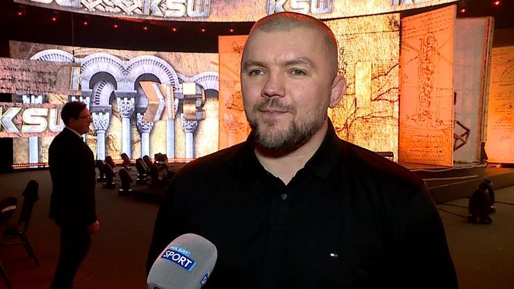 """KSW 59: """"Juras"""" mógł być rywalem Pudzianowskiego? """"Show must go on"""""""
