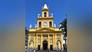 Napastnik otworzył ogień do modlących się w brazylijskiej katedrze. Są ofiary śmiertelne