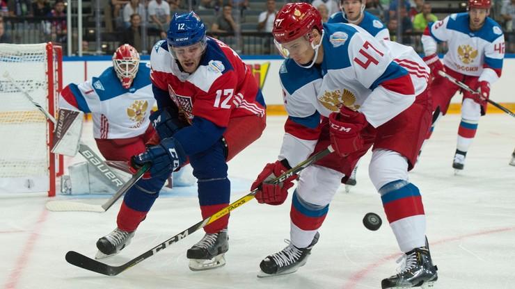 PŚ w hokeju: Rosja pokonała Amerykę Północną, Europa wygrała z Czechami