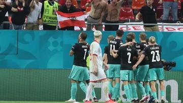 Euro 2020: Do Mozarta im daleko. Austriacy fałszowali, ale pokonali debiutanta