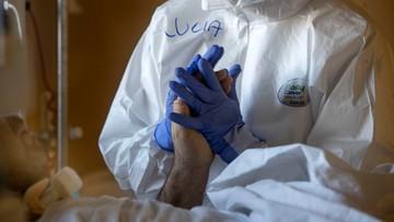 Afera ze szczepieniami aktorów, śmierć zaszczepionej pielęgniarki. Koronawirus - Raport Dnia
