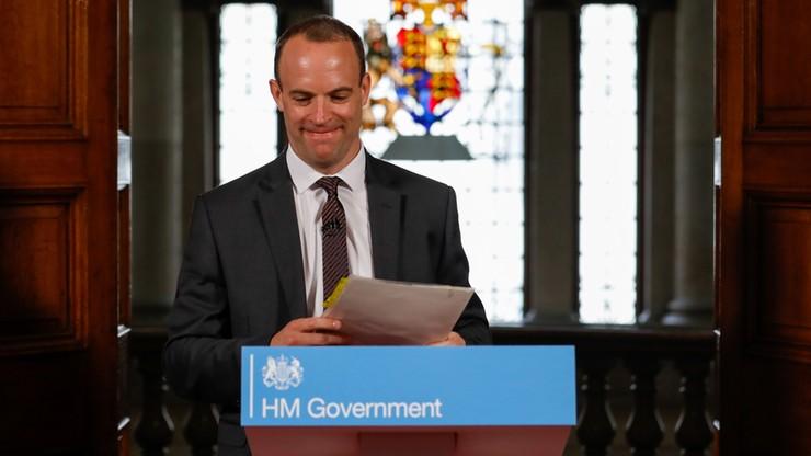 Brytyjski minister ds. Brexitu: zarys porozumienia z Unią Europejską jest gotowy