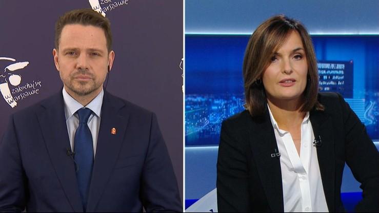 Rafał Trzaskowski: jest wielu liderów po stronie opozycji