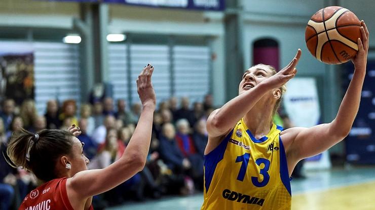 Euroliga koszykarek: Arka Gdynia poznała rywali w fazie grupowej