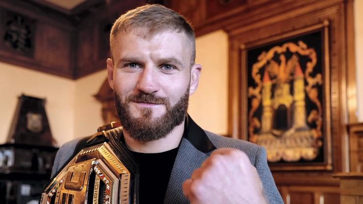 UFC: Wielka walka Jana Błachowicza potwierdzona! Znamy datę pojedynku