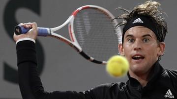 ATP w Monte Carlo: Thiem wycofał się z rywalizacji