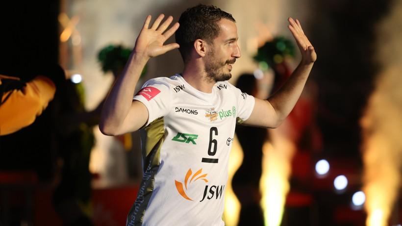 PlusLiga: Pierwsza porażka PGE Skry w sezonie. Pewna wygrana mistrza Polski