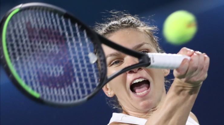 WTA w Dubaju: Dwudzieste zwycięstwo Halep