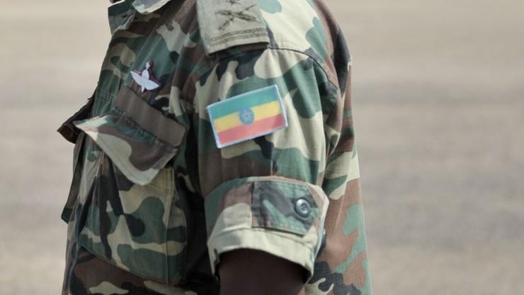 Katastrofa wojskowego śmigłowca w Etiopii. 18 osób nie żyje