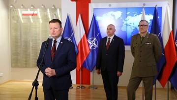 Szef MON: proponujemy zwiększenie dodatku dla weteranów poszkodowanych na misjach zagranicznych