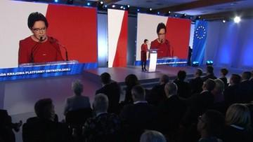 Platforma chce referendum ws. reformy oświaty oraz samorządów