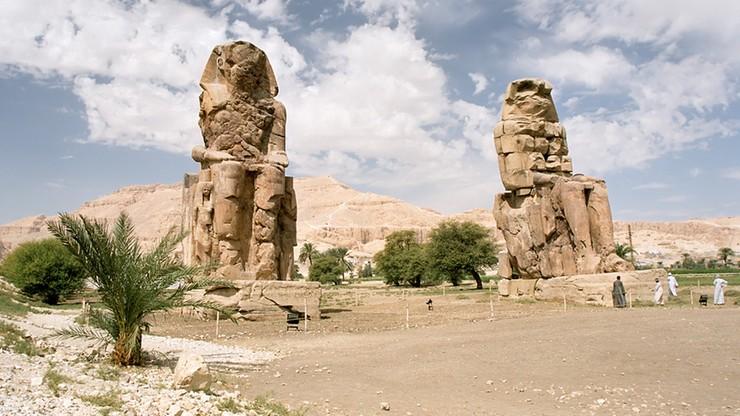 Polka zidentyfikowała fragmenty poszukiwanej egipskiej świątyni… w magazynie