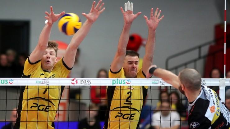 PlusLiga: GKS Katowice - PGE Skra Bełchatów. Relacja na żywo i wynik na Polsatsport.pl