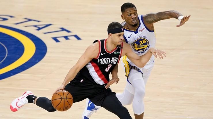 NBA: Portland Trail Blazers będą świętować 50-lecie