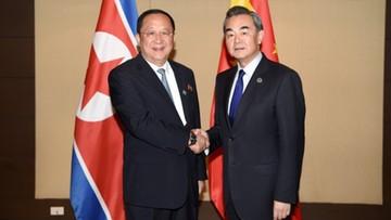Chiny naciskają, by Korea Północna podporządkowała się rezolucjom ONZ