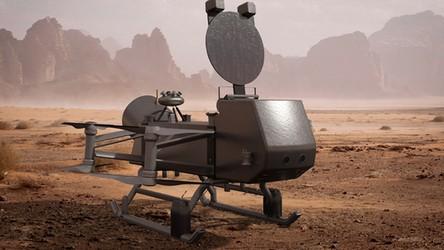Jeszcze marsjański dron nie wystartował, a NASA już buduje większy. Tak będzie wyglądał
