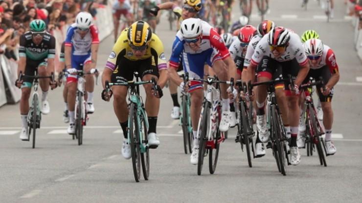 Giro d'Italia: Ewan wygrał ósmy etap, Conti pozostał liderem