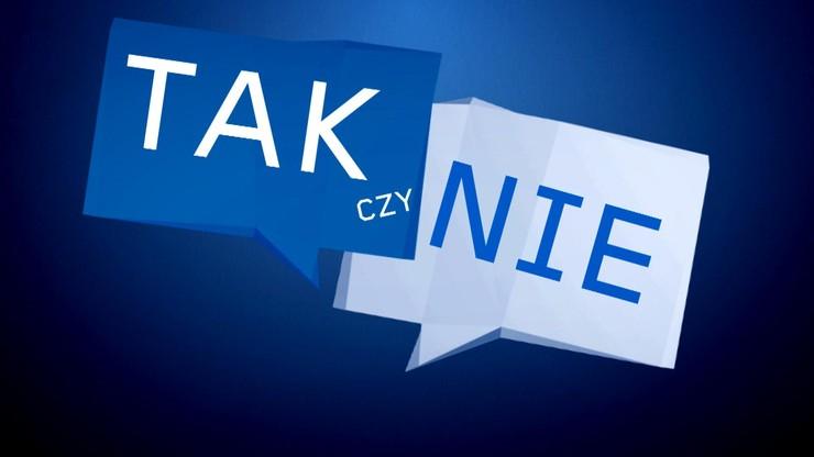 """Czy jesteś za złagodzeniem prawa hazardowego? - wyniki sondy programu """"Tak czy Nie"""""""