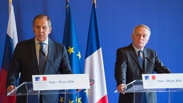 Szef MSZ Francji: szczyt NATO nie powinien być konfrontacyjny wobec Rosji