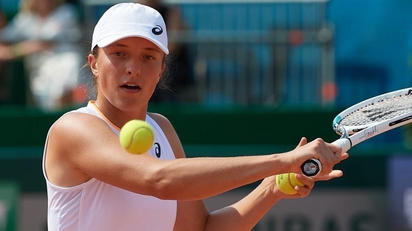 WTA w Ostrawie: Iga Świątek awansowała do ćwierćfinału