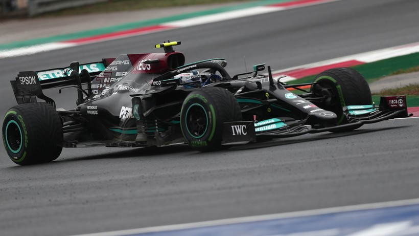 GP Turcji: Bottas wygrał wyścig