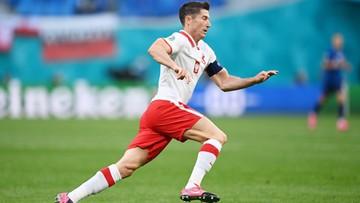 Euro 2020: Od 0 do 120, czyli liczby Lewandowskiego w reprezentacji Polski