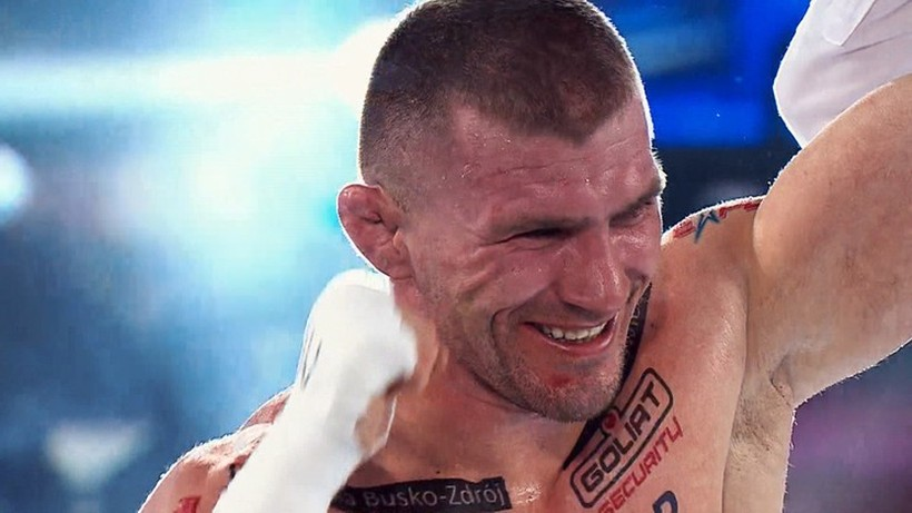 Rutkowski żegna się z Babilon MMA