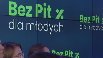 """""""Zerowy PIT dla młodych"""" od 1 sierpnia. Prezydent podpisał ustawę"""