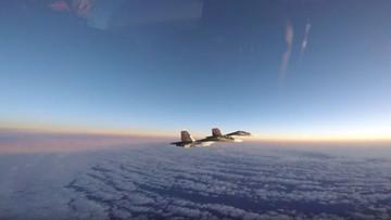 Amerykanie chwalą się przechwyceniem rosyjskich samolotów nad Bałtykiem