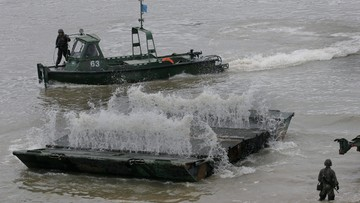 Kolejny incydent na Morzu Żółtym