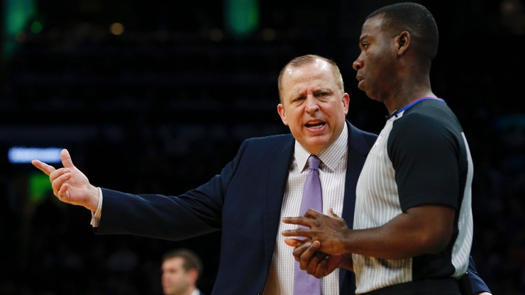 NBA: New York Knicks ma nowego trenera