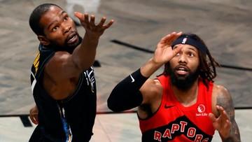 NBA: Zamieszanie wokół Duranta. W połowie meczu zabroniono mu grać