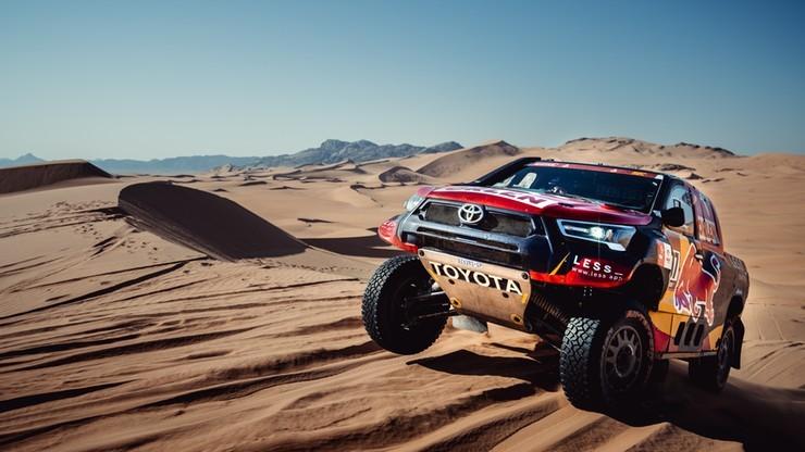 Solidne tempo zawodników Orlen Teamu na 10. etapie Dakaru