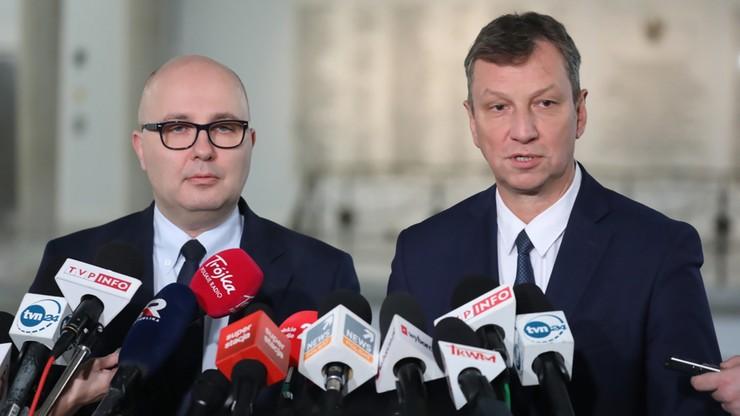 PO chce, by komisja weryfikacyjna przesłuchała Kaczyńskiego