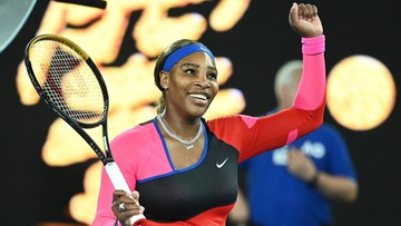 Australian Open: 40. wielkoszlemowy półfinał Sereny Williams