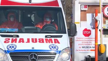 Zmarła z powodu koronawirusa trafiła na salę wieloosobową? Sprawę zbada prokuratura