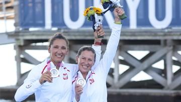 Tokio 2020: Polki skomentowały srebrny medal