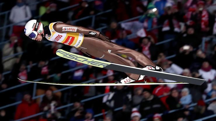 Stoch wygrał kwalifikacje w Zakopanem. Dziesięciu Polaków w konkursie