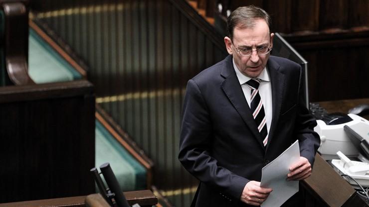 Kamiński zostaje na stanowisku. Sejm odrzucił wotum nieufności