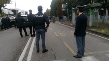 Zakładniczki na poczcie we Włoszech uwolnione. Napastnik zatrzymany