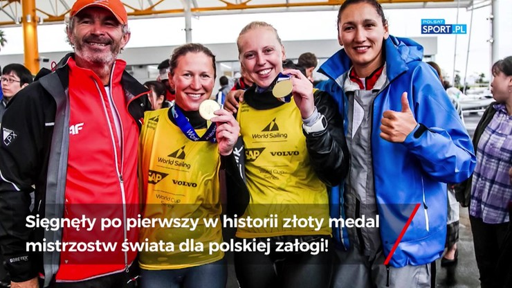 Mistrzynie jak ogień i woda. Żeglarki napisały historię polskiego sportu