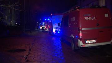 """""""Rusznikarz"""" z Łodzi o mało nie wysadził matki. Ucierpieli policjanci i strażacy. Wyznał, że wytwarzał materiały wybuchowe"""