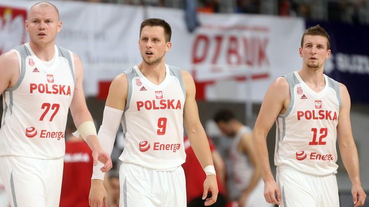 Porażka polskich koszykarzy w pierwszym meczu w Nankinie