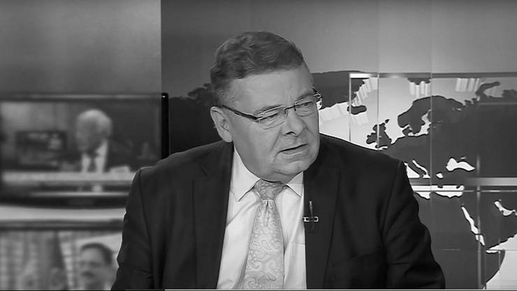 Nie żyje rzecznik PKW Tomasz Grzelewski