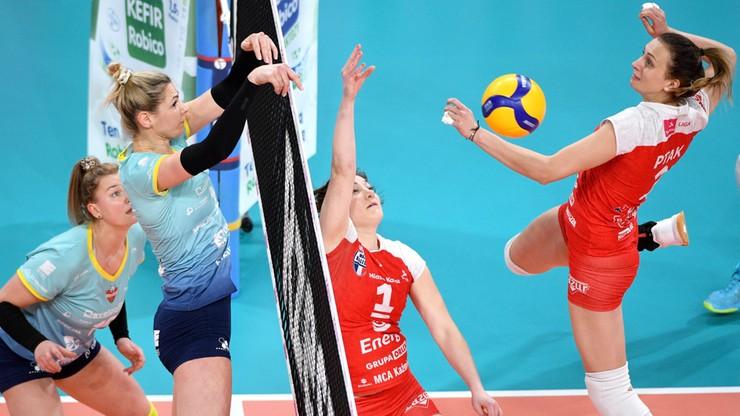 TAURON Liga: Developres SkyRes Rzeszów pierwszym półfinalistą fazy play-off