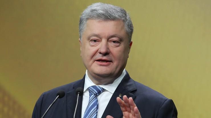 Prezydent Ukrainy podpisał ustawę ws. nazwy podległej Moskwie Cerkwi