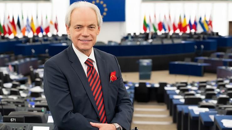 Europoseł PO Adam Szejnfeld zrezygnował ze startu w wyborach do PE