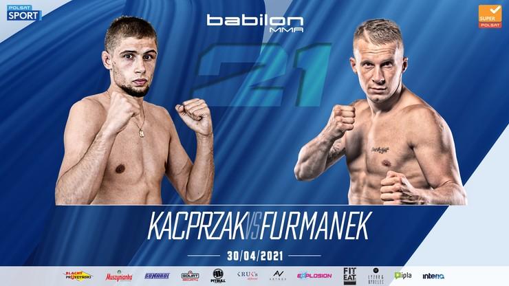 Babilon MMA 21: Poznaliśmy ostatnie zestawienia
