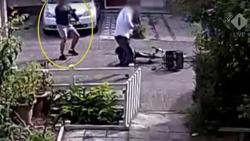 Polak postrzelony w Amsterdamie. Sprawcy nadal nieznani. Policja opublikowała nagranie